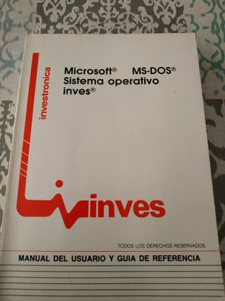 Manual Ms-Dos Inves