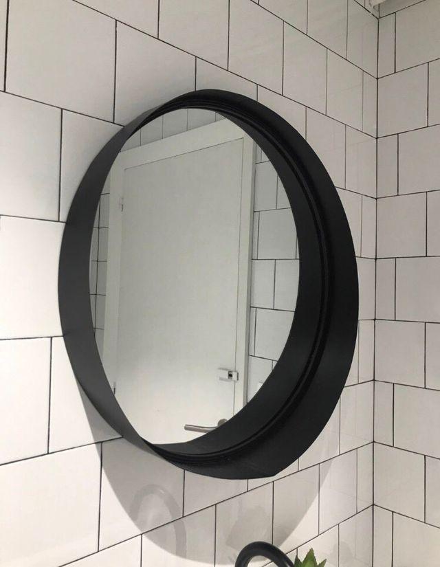 Espejo Redondo Maison Du Monde De Segunda Mano Por 45 En El Prat