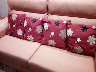 Cojines de sofá muy baratos.