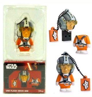 Memoria USB 8 GB. Star Wars The Force Awakens