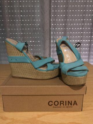 zapatos zapatos con plataforma