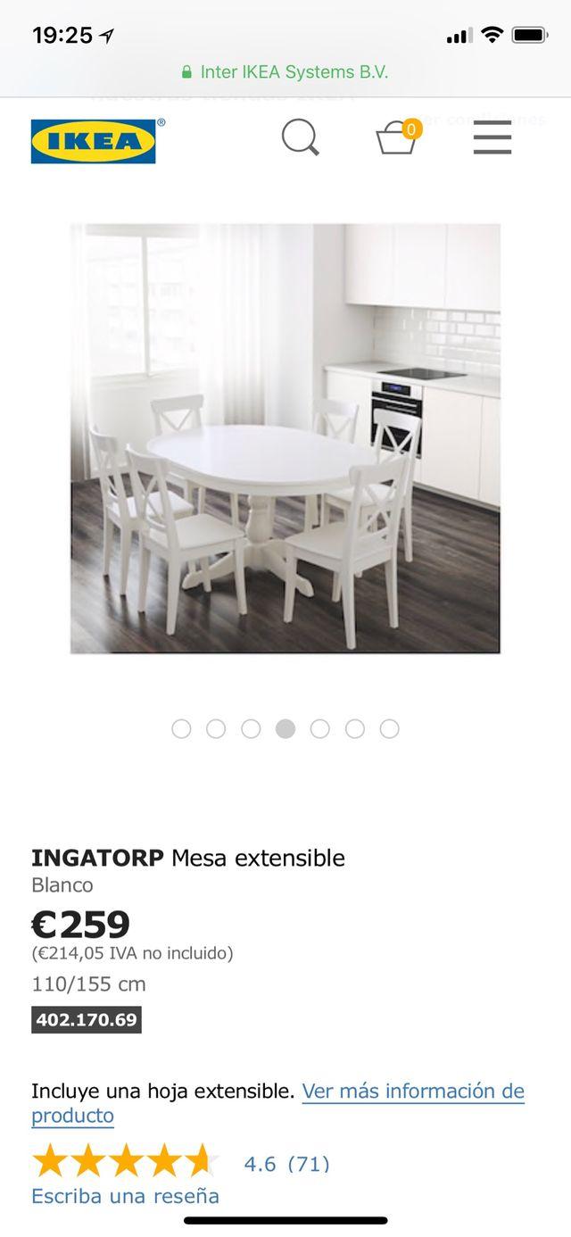 Mesas De Cocina Y Comedor Ikea – Lakelouise.info