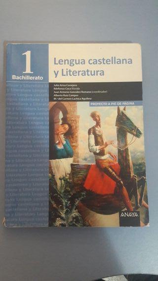 libro lengua 1°bach