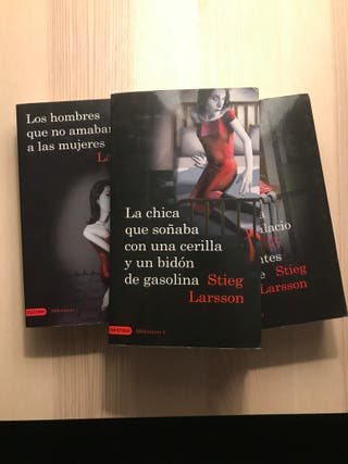 Trilogía Millennium - Stieg Larsson