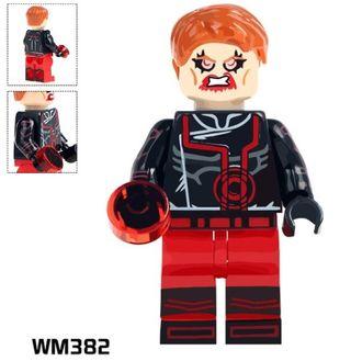 Red Lantern-Green Lantern-Minifigures Lego Com