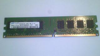 Memorias RAM SEMINUEVAS Samsung PC2-6400U