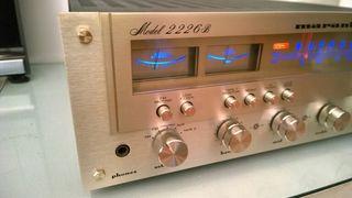 Marantz 2226B Amplificador Receiver Vintage