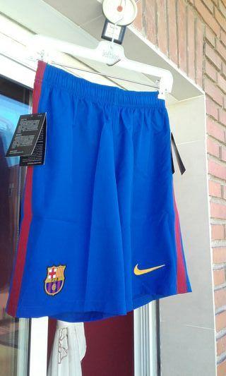 Pantalones de fútbol Barcelona 2016/2017 ..S y M