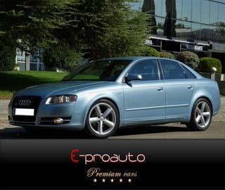 Audi A4 2.0TDI S-line Impecable