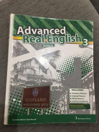 Advanced real english 3 eso (workbook)