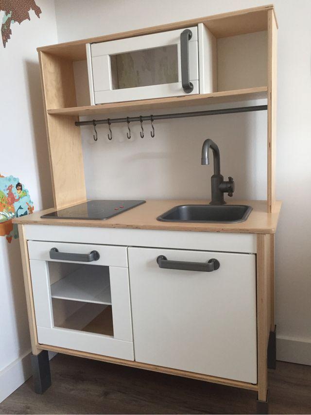 Cocina Infantil Ikea | Cocina Infantil Ikea De Segunda Mano Por 70 En Cerdanyola Del