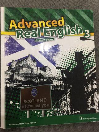 Advanced real english 3 eso (student's book)