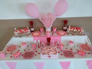 Candy bar - mesa chuches