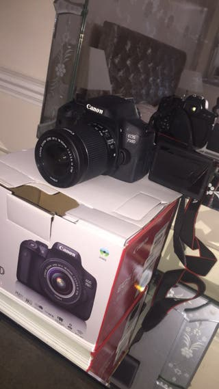 Canon EOS 750D- collection only