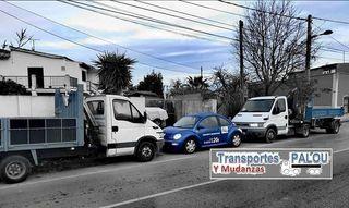 Transportes mudanzas