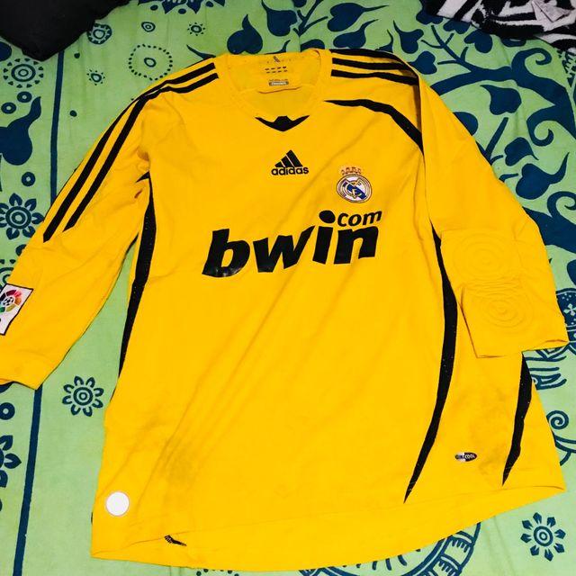 Camiseta Real Madrid 2008-2009 de segunda mano por 40 € en Campos en ... ed2ea43476b48