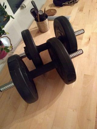 Body weights (2 kg)