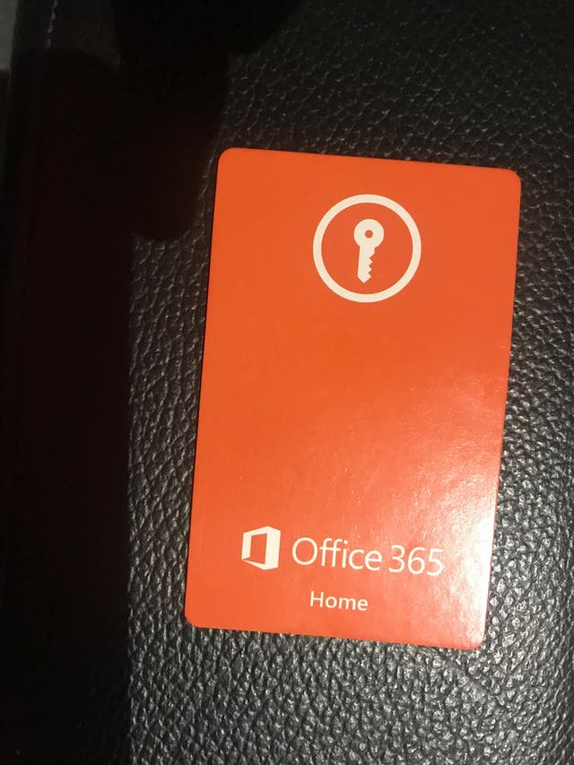 BRAND NEW MICROSOFT OFFICE 365 SUBSCRIPTION