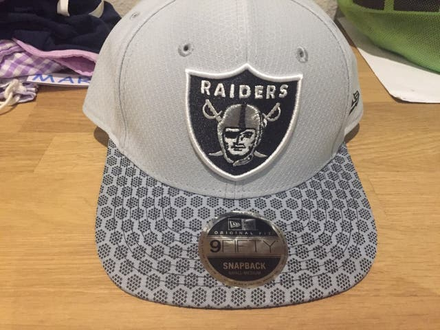 217573c9dd126 Gorra Raiders NFL nueva a estrenar de segunda mano por 14 € en Segur ...