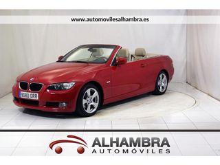BMW Serie 3 Cabrio SERIE CABRIO 320I AUTO
