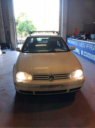 Despiece Volkswagen Golf