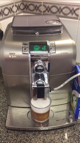 Saeco syntia cappuccino