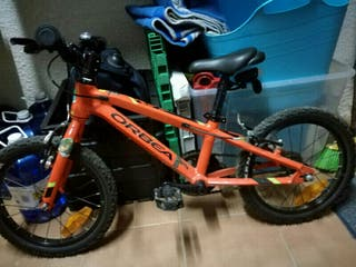 Bicicleta niño/a Orbea MX16.
