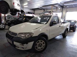 Fiat Strada pick-up cristalero