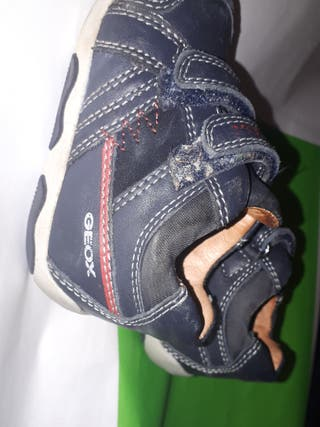 zapatos geox talla 20