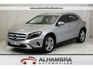 Mercedes-Benz Clase GLA 220 CDI STYLE DCT AUTO