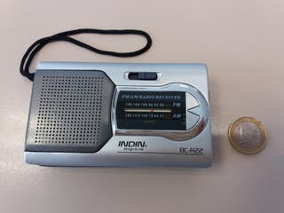 Radio nova AM/FM butxaca