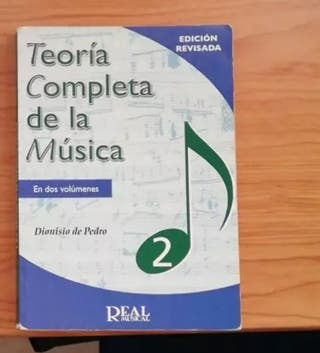 Libro Teoria Completa de la Música VOLUMEN 2
