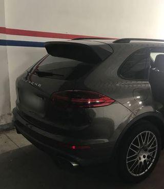 Porsche Cayenne 2017