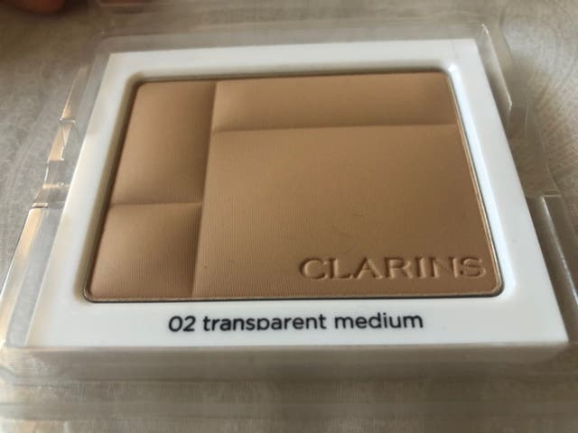 Polvos compactos Clarins N2