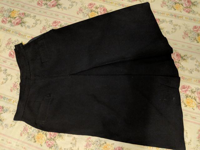 Dos Faldas Negras De Vestir De Segunda Mano Por 5 En