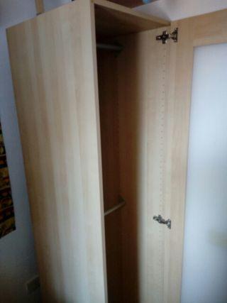 Mueble ropero ikea de segunda mano por 25 en fraile en for Boom muebles tenerife