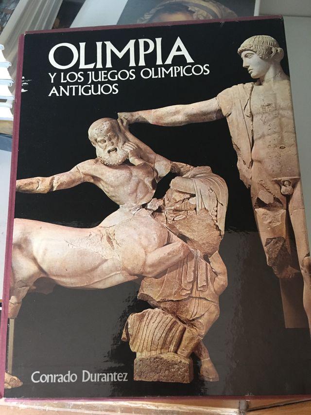 Olimpia Y Los Juegos Olimpicos Antiguos Conrado D De Segunda Mano