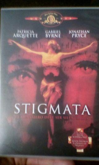 DVD Stigmata