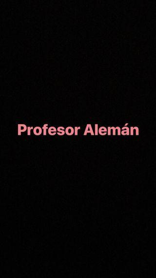 Profesor particular Alemán