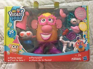 Mr potato head 20 piezas totalmente nuevo