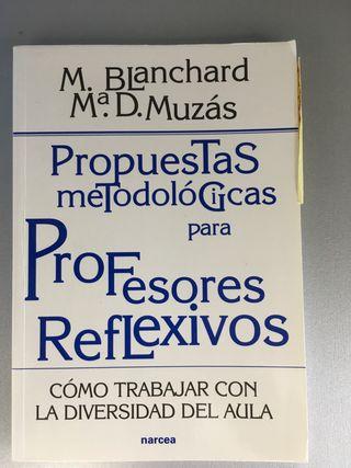 Libro. Profesores Reflexivos