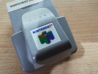 Rumble pak para Nintendo 64