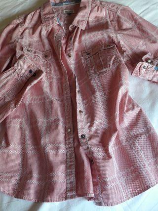 Camisa mujer, de DENIM HILFIGER
