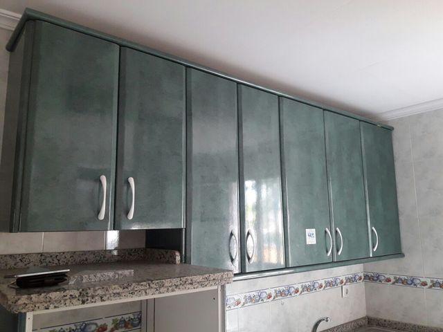 Muebles de cocina ¡casi nuevos! de segunda mano por 495 € en Gines ...