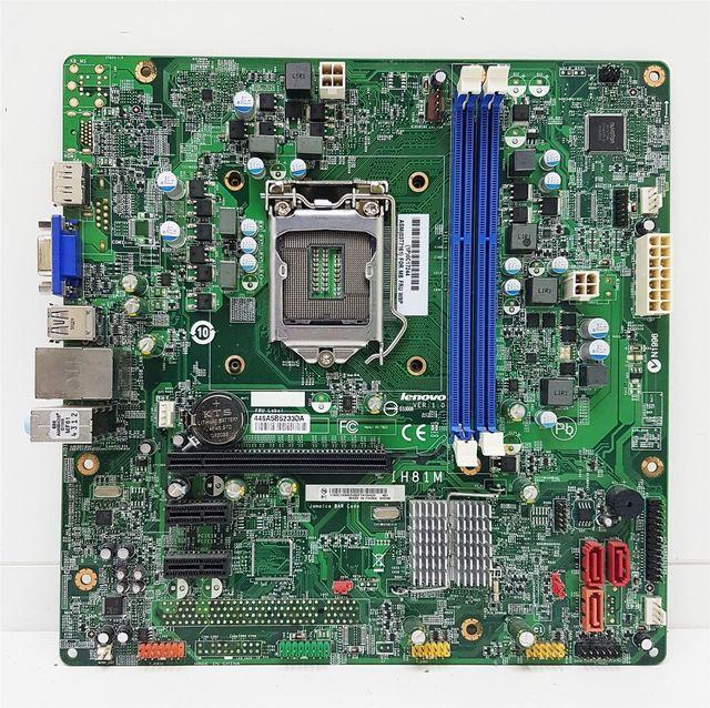 Placa Base LGA1150 Lenovo ThinkCentre E73