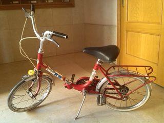 bicicleta BH niño