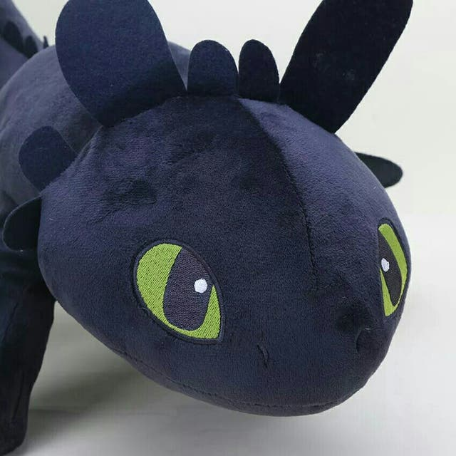 Peluche Como entrenar a tu dragon