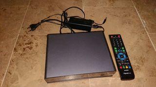 Reproductor multimedia TDT HD Gigaset hd795 1,5tb