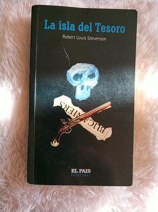LIBRO LA ISLA DEL TESORO. R.L. STEVENSON
