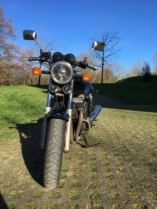 Honda cb seven fifty 750